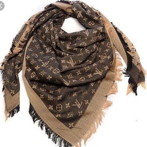 LV perfect gift scarf